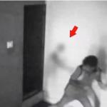 【閲覧注意】監視カメラに映った本物の 幽霊 映像