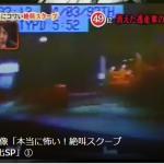 世界の恐怖映像「本当に怖い!絶叫スクープBEST50大放出SP」①